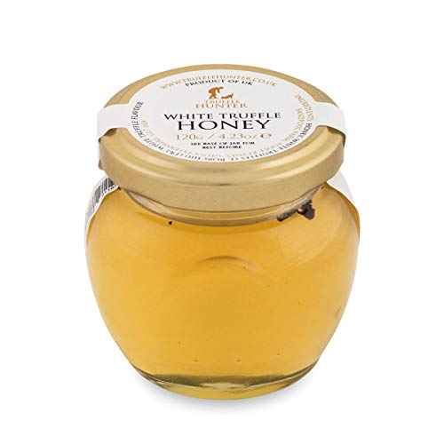 白トリュフはちみつ 蜂蜜 ハチミツ〔120g〕