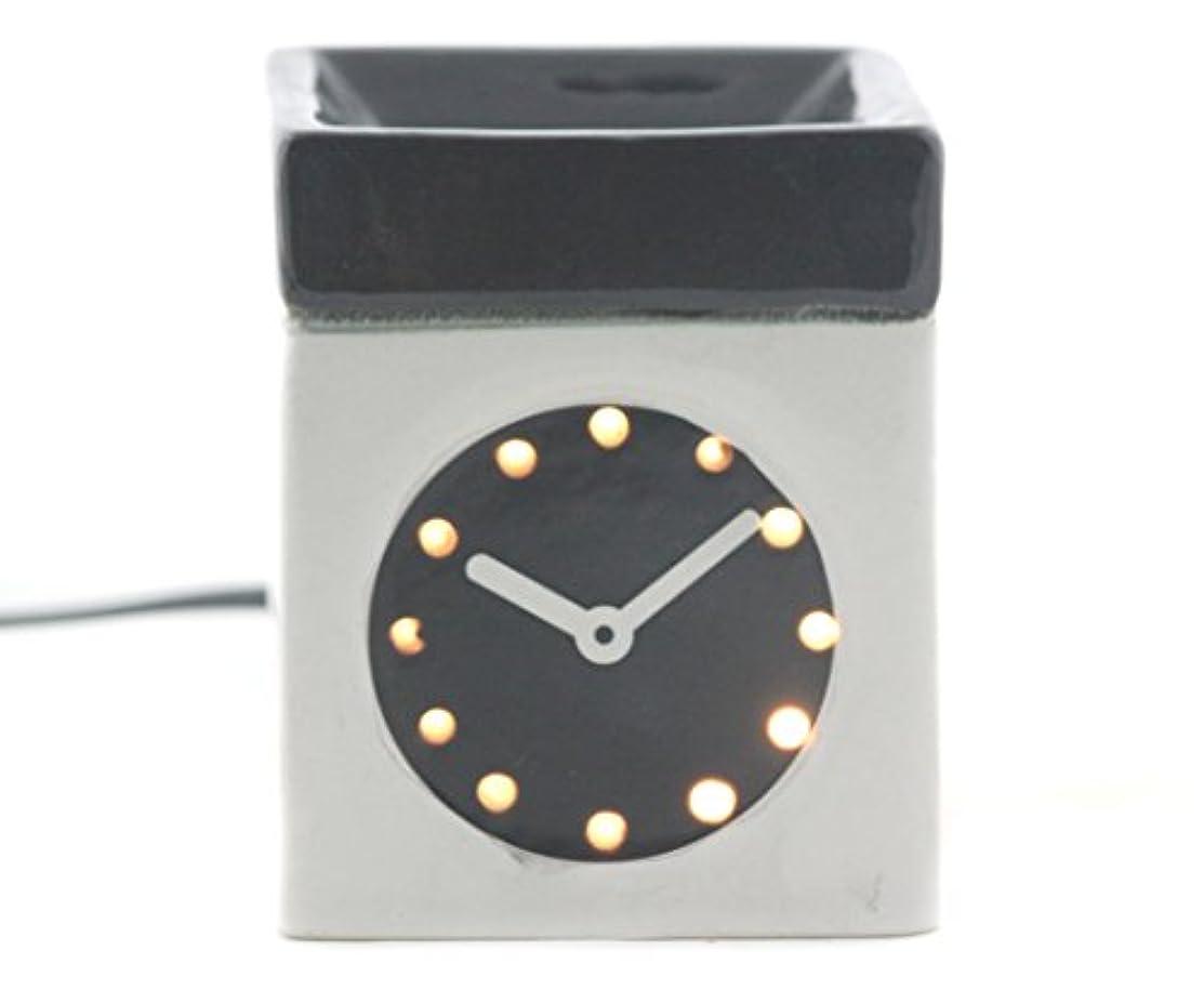 列車伝記立ち寄るKarguzzari セラミック 電気 アロマディフューザー ワイヤー オイルウォーマー ディスペンサー コード付き アロマ オイルバーナー エッセンシャルオイル ディフューザー アロマセラピー ランプ 腕時計 OCER...