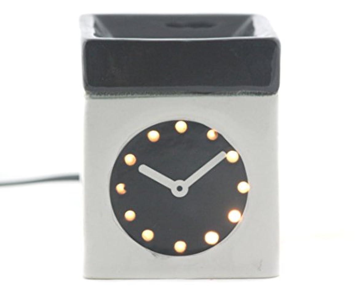 磁石食欲指導するKarguzzari セラミック 電気 アロマディフューザー ワイヤー オイルウォーマー ディスペンサー コード付き アロマ オイルバーナー エッセンシャルオイル ディフューザー アロマセラピー ランプ 腕時計 OCER...