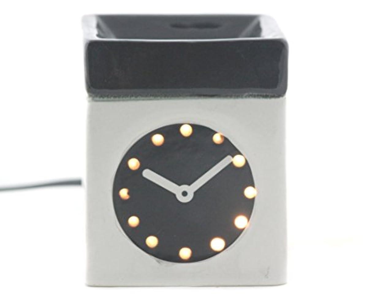 ペグ額処方するKarguzzari セラミック 電気 アロマディフューザー ワイヤー オイルウォーマー ディスペンサー コード付き アロマ オイルバーナー エッセンシャルオイル ディフューザー アロマセラピー ランプ 腕時計 OCER...