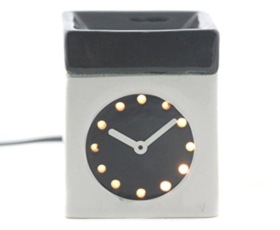 余裕があるバークルーKarguzzari セラミック 電気 アロマディフューザー ワイヤー オイルウォーマー ディスペンサー コード付き アロマ オイルバーナー エッセンシャルオイル ディフューザー アロマセラピー ランプ 腕時計 OCER...
