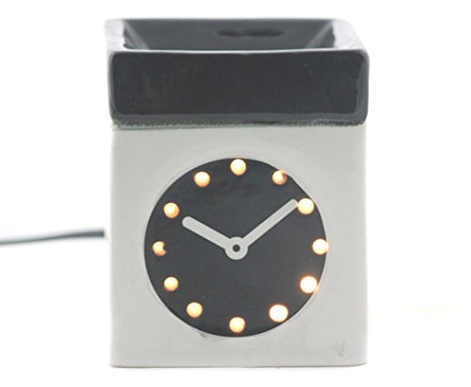 排泄する一晩バスタブKarguzzari セラミック 電気 アロマディフューザー ワイヤー オイルウォーマー ディスペンサー コード付き アロマ オイルバーナー エッセンシャルオイル ディフューザー アロマセラピー ランプ 腕時計 OCER...