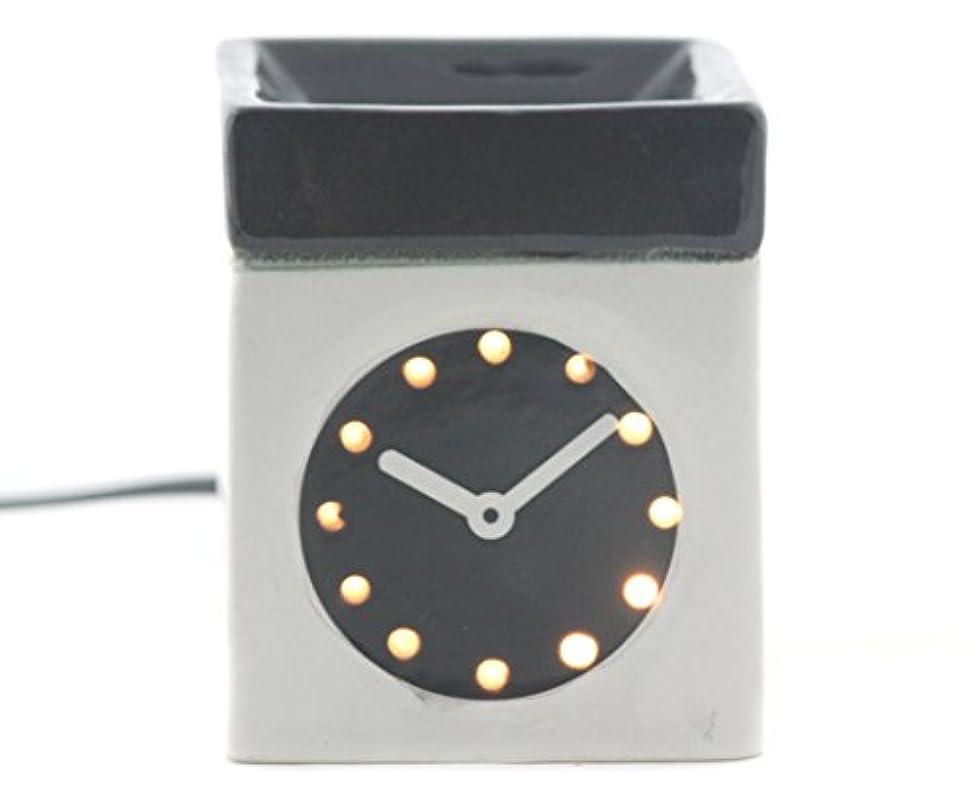 アーサー力学密接にKarguzzari セラミック 電気 アロマディフューザー ワイヤー オイルウォーマー ディスペンサー コード付き アロマ オイルバーナー エッセンシャルオイル ディフューザー アロマセラピー ランプ 腕時計 OCER...