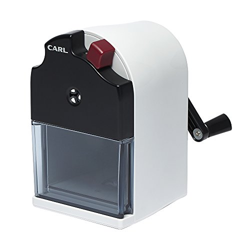 カール事務器 鉛筆削り アイン 日本製 ライトグレー CMS-110-L