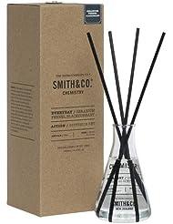 Smith&Co. スミスアンドコー Chemistry Diffuser ケミストリーディフューザー Geranium Fennel Black Currant ゼラニウム フェネル ブラックカラント