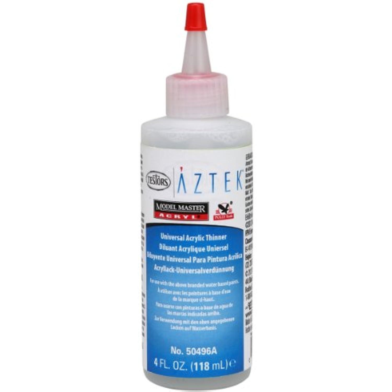 モデルマスター アクリルカラー アクリル溶剤 118ml