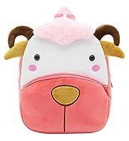 (コ-ランド) Co-land リュックサック ベビー 幼児 キッズ用 バック アニマル 可愛い 男の子 女の子 リュック 幼児園 遠足 3D動物 羊