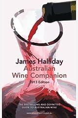 The Australian Wine Companion 2013 (James Halliday Australian Wine Companion) Kindle Edition