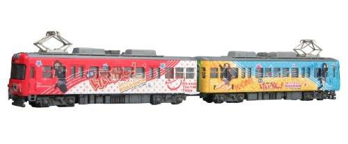 プラッツ 1/150 京阪600形 「けいおん!」ラッピング電車 (放課後ティータイムトレイン) プラモデル