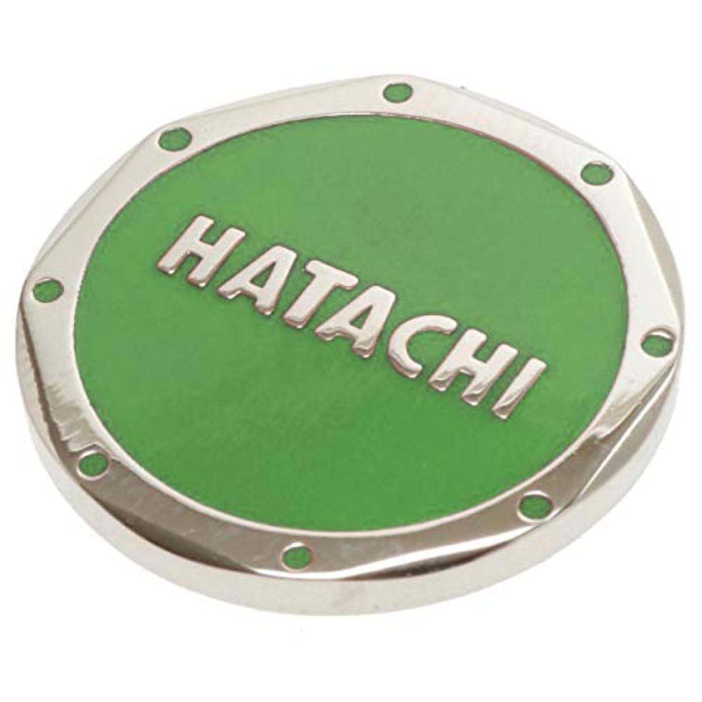 拘束崇拝する矢じり羽立(HATACHI) 両面マーカー BH6081 35 グリーン