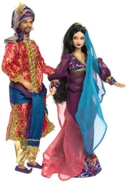 Barbie(バービー) & Ken Tales of the Arabian Nights 限定品 (限定品) Boxed Giftset ドール 人形 フィギュア(並行輸入)