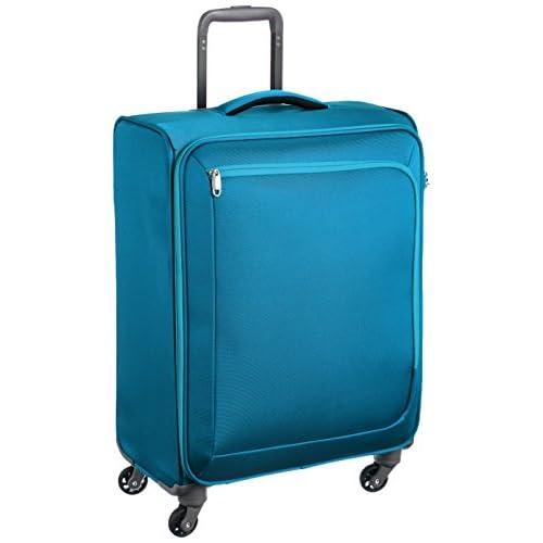 [エース] ace. スーツケース ロックペイントSS 58L 2.8kg TSAダイヤルファスナーロック 35702 15 (ブルー)