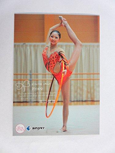 BBM2012リアルヴィーナス【レギュラーカード】62畠山愛理/新体操