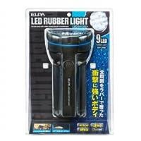 (業務用セット) ELPA LEDラバーライト 単1形4本 DOP-LR450 【×3セット】