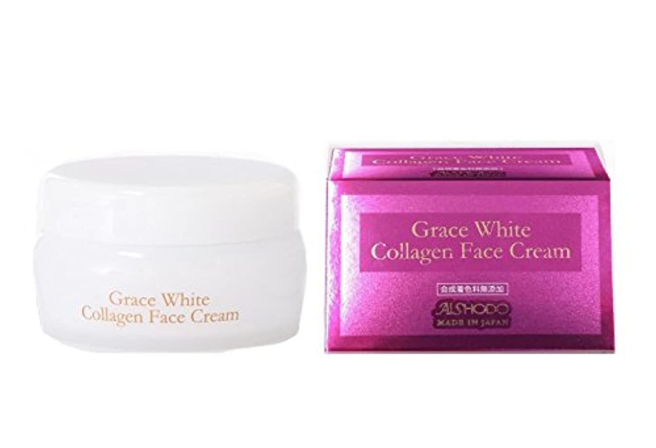エロチックエンターテインメント番目愛粧堂 Grace White Face Cream