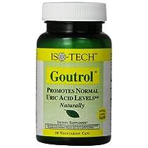 【痛風の痛みに】MRM - Goutrol 30カプセル ゴウトロール ~海外直送品~