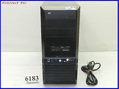 『中古デスクトップPC 本体 ドスパラ GALLERIA Core i7 960 3.20GHz 8GB 1TB DVDSマルチ GTX 470 ゲーミングPC』のトップ画像