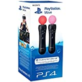 Sony PlayStation Move Motion Controller - Twin Pack (PS4/PSVR) - Imported