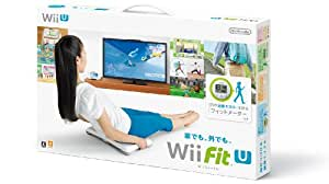Wii Fit U バランスWiiボード (シロ) + フィットメーター (ミドリ) セット
