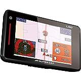 ユピテル フルマップレーダー探知機 3年保証 GPSデータ14万件以上 小型オービスレーダー波受信 OBD2接続 GPS/一体型/フルマップ表示/静電式タッチパネル L60 L60