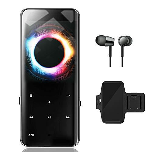 【2020最新版】MP3プレーヤー Bluetoothアップ...