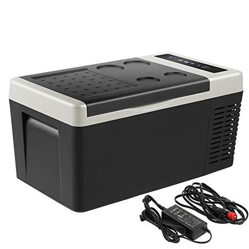 18L 冷蔵冷凍庫 車載用 急速冷却 冷蔵庫 12V 24V...