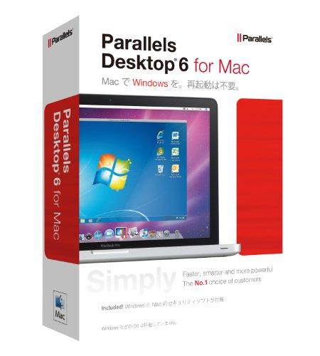 Parallels Desktop 6 for Mac 通常版