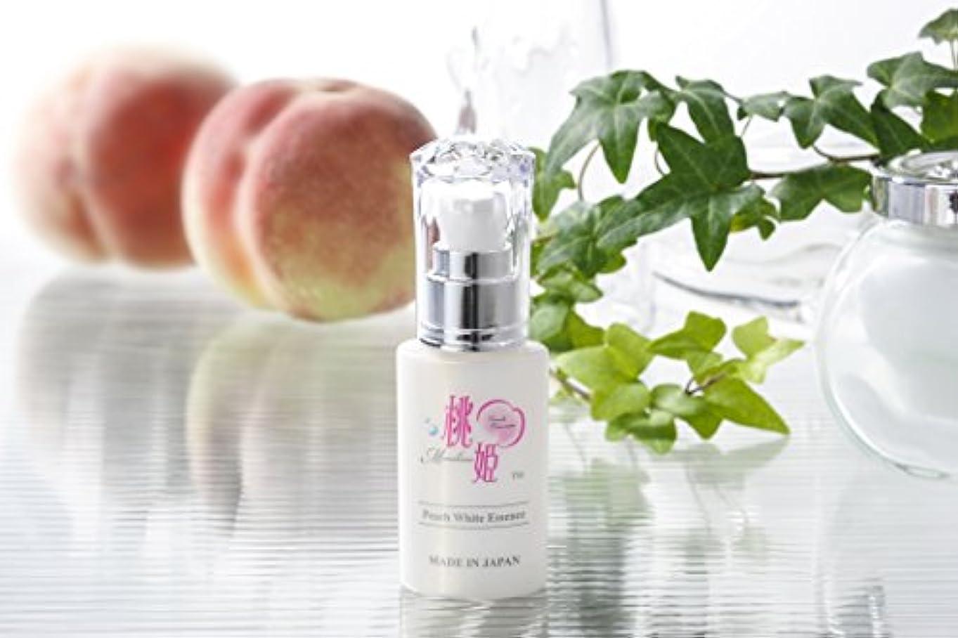 蘇生する強度フリンジピーチホワイトエッセンス(ハラール認証) Peach White Essence (Halal-Certified)