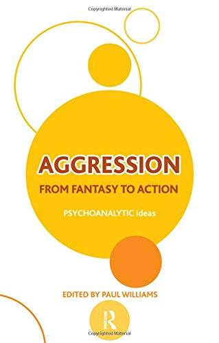 Download Aggression: From Fantasy to Action (Psychoanalytic Ideas) 1855758911