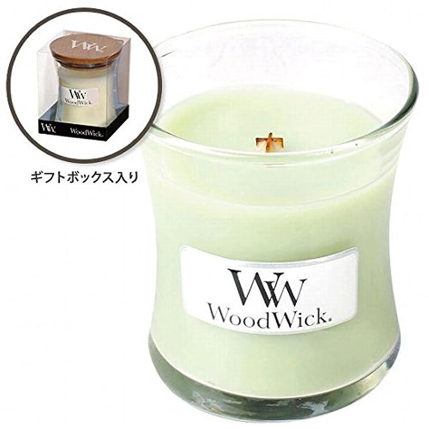 平凡凝視東部WoodWick(ウッドウィック) Wood WickジャーS 「ライムジェラート」(W9000561)