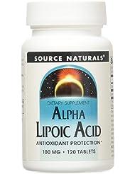アルファリポ酸(100mg) 120錠
