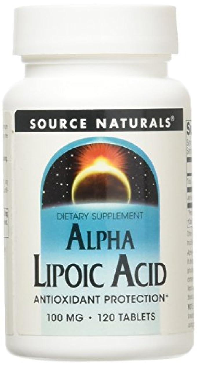 レンチ困惑した楽観アルファリポ酸(100mg) 120錠
