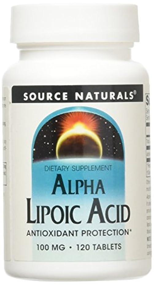 連続的誓うコレクションアルファリポ酸(100mg) 120錠