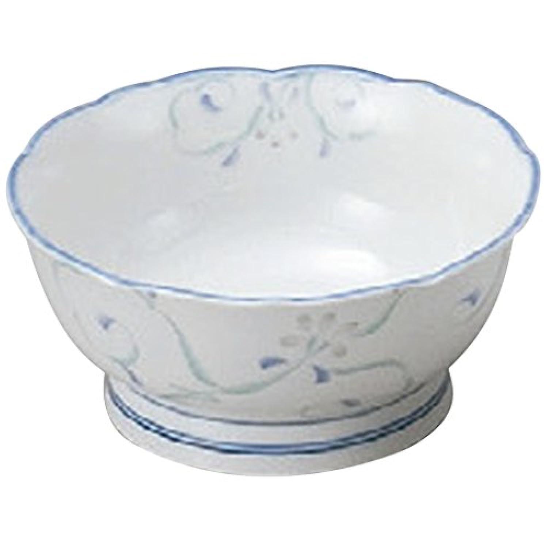 山下工芸(Yamasita craft) ほたる草 桔梗形刺身鉢 15.3×15.3×7cm 11555170