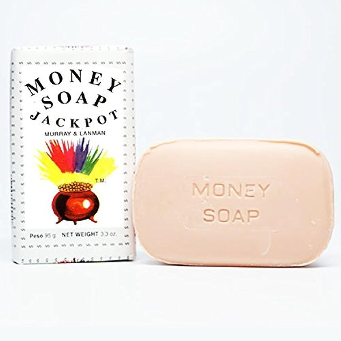 検出可能広範囲落ち着いてMurray & Lanman マネージャックポット石鹸3.3Ozことによってお金ソープ