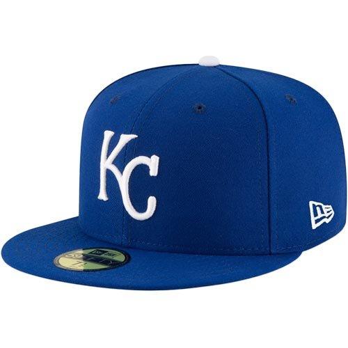 (ニューエラ)NEW ERA 59FIFTY キャップ MLB オーセンティック オンフィールド カンザスシティー ロイヤルズ ライトロイヤル