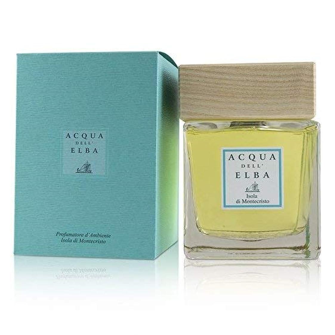 トロリーサイズ方法アクア?デッレ?エルバ Home Fragrance Diffuser - Isola Di Montecristo 500ml/17oz並行輸入品