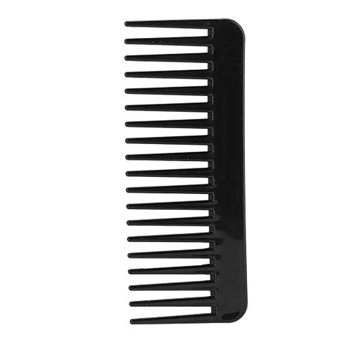 思いやりコジオスコメロディアスオイルの髪の櫛、男性のための携帯用理髪のヘアスタイルの広い歯のレトロオイルヘアツール櫛