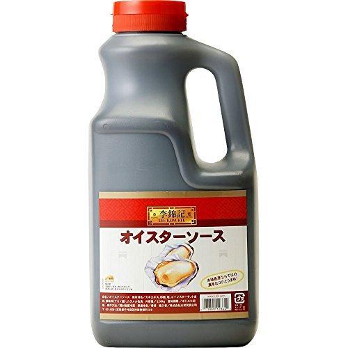 オイスターソース 2.3kg /李綿記(1本)