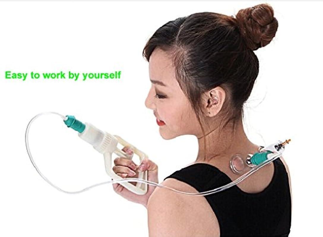 体宣伝知的(メイクアップエーシーシー)MakeupAcc カッピングセット 吸い玉カップ 12個入り 血流促進 ダイエット 健康に リラックス カッピング 冷え性 むくみ 自宅エステ [並行輸入品]
