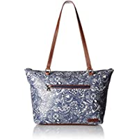Sakroots womens Top Zip Satchel & Wallet