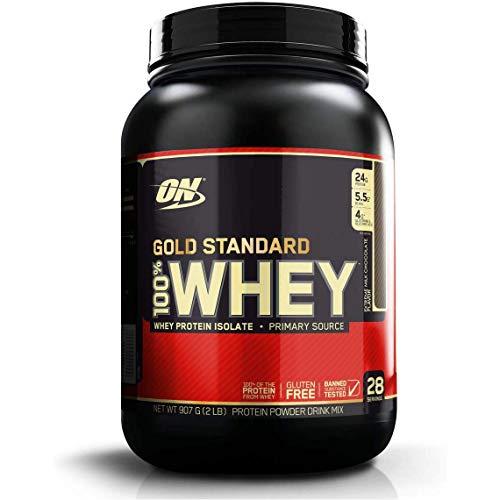 オプティマムニュートリション(Optimum Nutrition)  Gold Standard 100% ホエイ エクストリーム  B01L1NX33K 1枚目