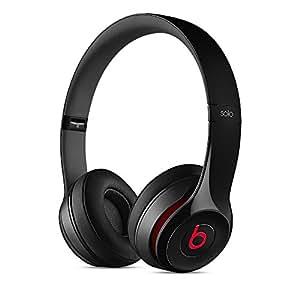 【国内正規品】Beats by Dr.Dre Solo2 密閉型オンイヤーヘッドホン ブラック MH8W2PA/B