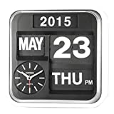 FARTECH Auto Calendar Flip Clock AD-640 (Standard)