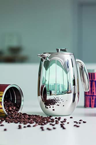 BODUM ボダム COLUMBIA フレンチプレスコーヒーメーカー ダブルウォール 1.0L 1308-16