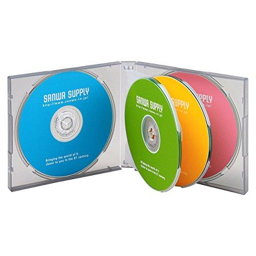 DVD・CDケース 3枚セット FCD-61