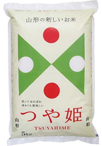 JAてんどうフーズ 山形県産つや姫 5Kg