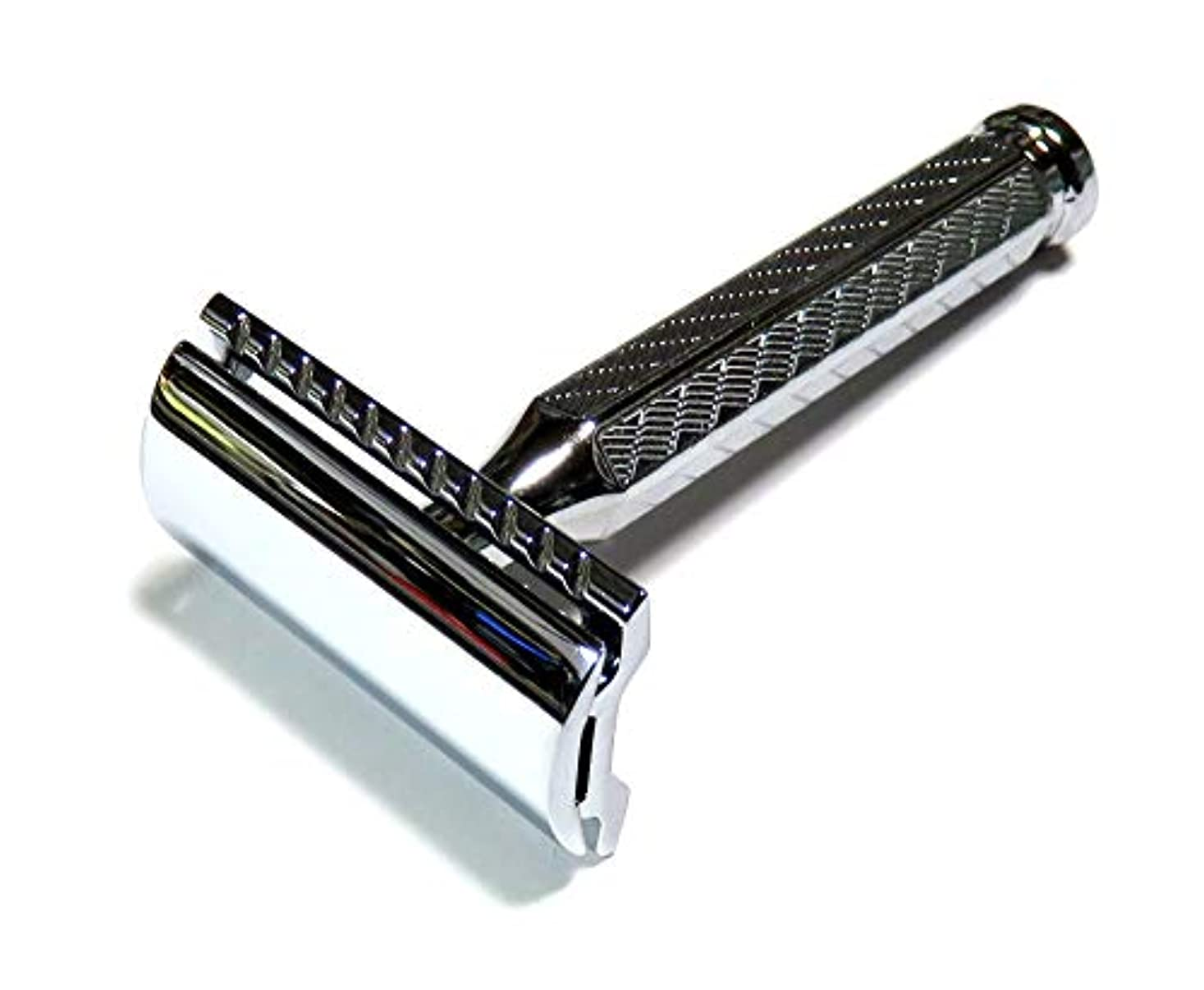レコーダー教育枕MERKUR Solingen - Safety razor, chromed, closed comb, 9042001