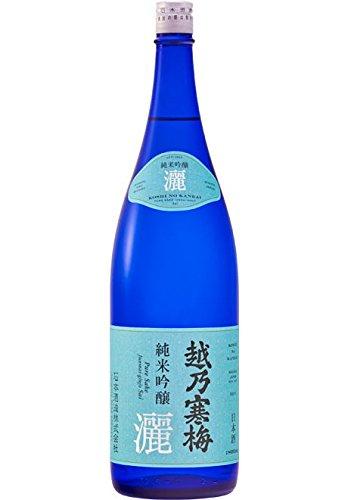 越乃寒梅 純米吟醸酒 灑 1.8L