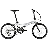 DAHON(ダホン) Visc EVO ブライトシルバー 2019年モデル ヴィスクエヴォ 20インチ 折りたたみ自転車
